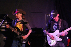 The Mark Hall Band are one of many bands playing Street Wheelers weekend. Photo by Richard Amery
